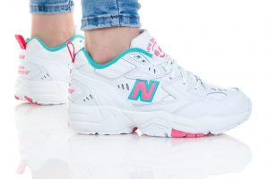 נעליים ניו באלאנס לנשים New Balance WX608 - לבן