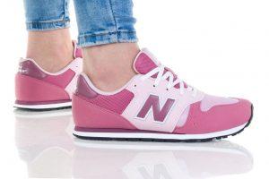 נעליים ניו באלאנס לנשים New Balance YC373 - ורוד