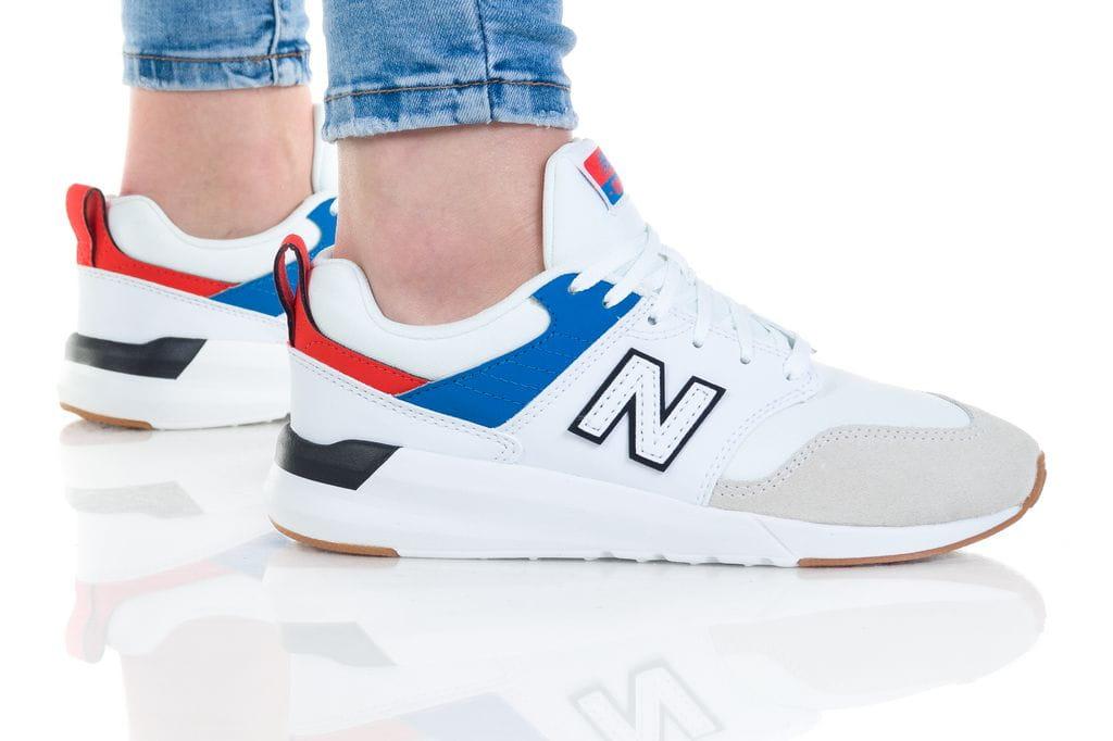 נעליים ניו באלאנס לנשים New Balance YS009 - לבן