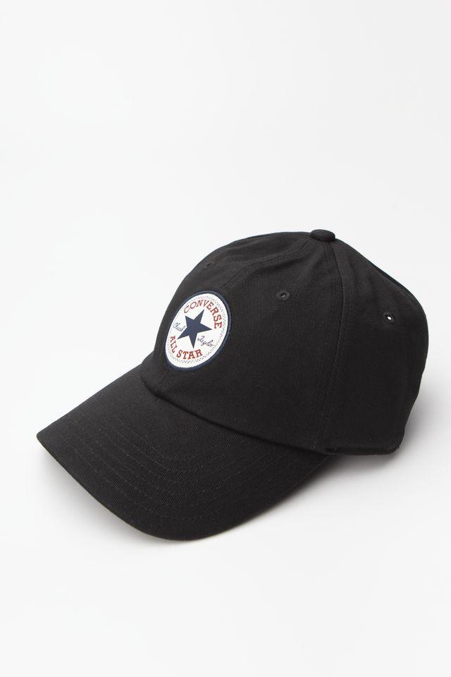 כובע קונברס לגברים Converse Tipoff Baseball - שחור