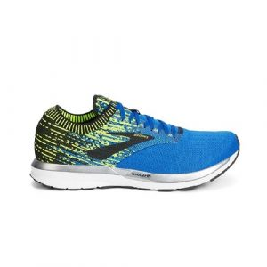 נעלי ריצה ברוקס לגברים Brooks Ricochet - שחור/צהוב