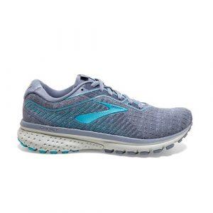 נעליים ברוקס לנשים Brooks Ghost 12 - אפור/כחול