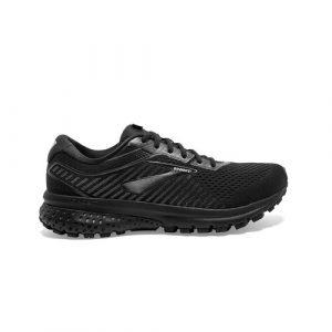 נעליים ברוקס לנשים Brooks Ghost 12 - שחור