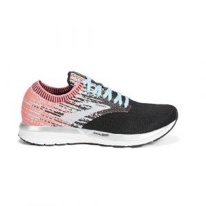 נעליים ברוקס לנשים Brooks Ricochet - שחור/ורוד