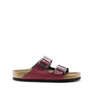 נעליים בירקנשטוק לנשים Birkenstock Arizona - בורדו