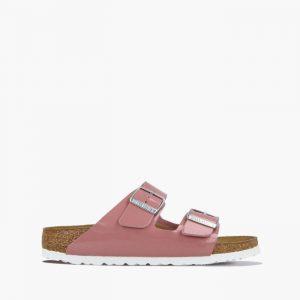 נעליים בירקנשטוק לנשים Birkenstock Arizona - ורוד/לבן