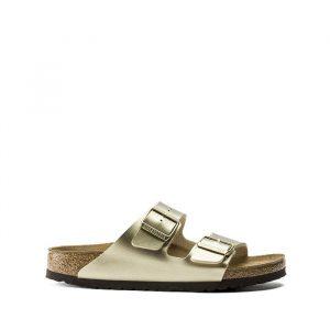 נעליים בירקנשטוק לנשים Birkenstock Arizona - צהוב
