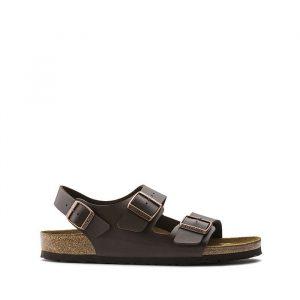 נעליים בירקנשטוק לנשים Birkenstock Milano - חום
