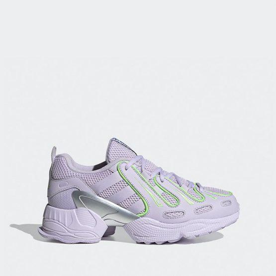 נעלי סניקרס אדידס לנשים Adidas Equipment Gazelle W - סגול בהיר