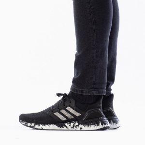 נעליים אדידס לגברים Adidas Ultraboost 20 - שחור