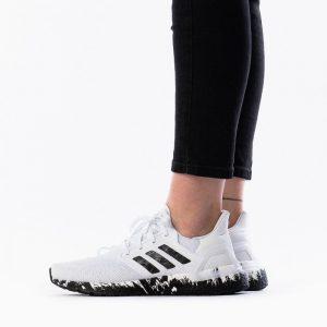נעליים אדידס לנשים Adidas Ultraboost 20 - לבן/שחור