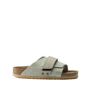 נעליים בירקנשטוק לגברים Birkenstock Arizona - ירוק