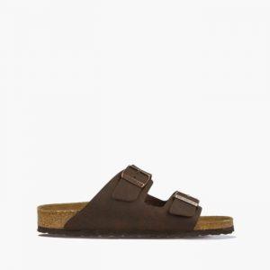 נעליים בירקנשטוק לגברים Birkenstock Arizona - חום כהה