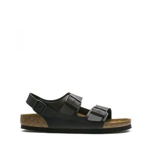 נעליים בירקנשטוק לגברים Birkenstock Milano - שחור
