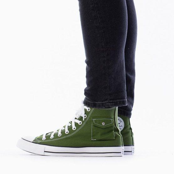נעליים קונברס לגברים Converse Chuck Taylor All Star Pocket - ירוק