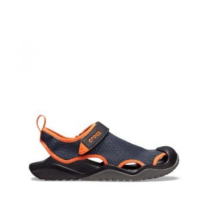 נעליים Crocs לגברים Crocs Lite Ride Clog - כחול כהה