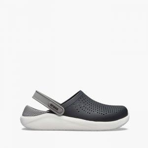 נעליים Crocs לגברים Crocs Literide Clog - שחור/לבן