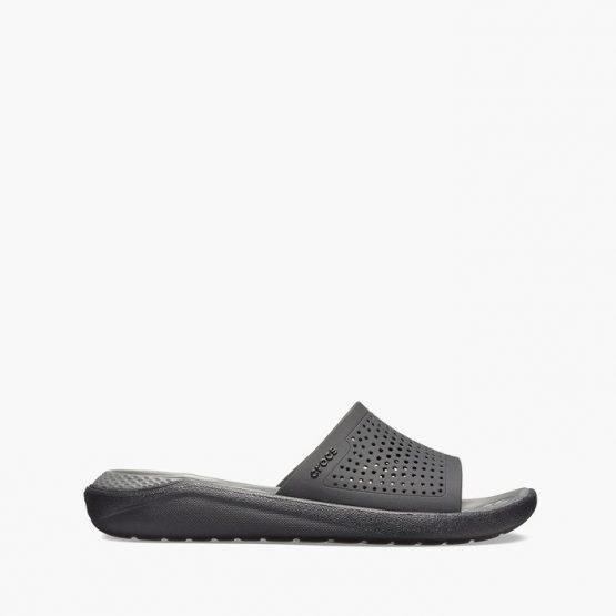 נעליים Crocs לגברים Crocs Literide Slide - שחור