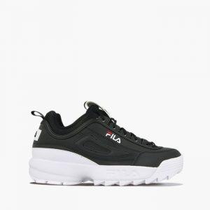 נעליים פילה לגברים Fila Disruptor R - לבן/שחור