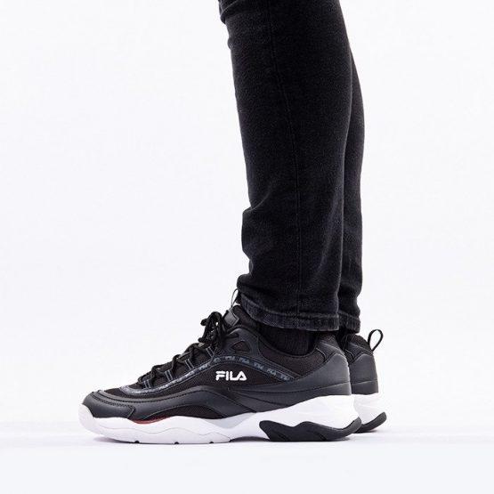 נעליים פילה לגברים Fila Ray Mesh - שחור