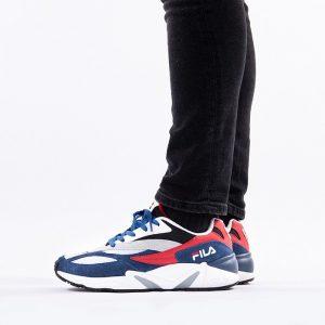 נעליים פילה לגברים Fila Fila V94M Low - כחול/אדום