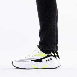 נעליים פילה לגברים Fila Fila V94M Low - לבן/צהוב