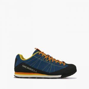 נעלי סניקרס מירל לגברים Merrell Catalyst Suede - כחול כהה