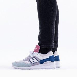 נעליים ניו באלאנס לגברים New Balance Made in USA - צבעוני/לבן