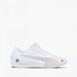 נעליים פומה לגברים PUMA Bmw Mms Drift Cat 5 Ultra II M - לבן