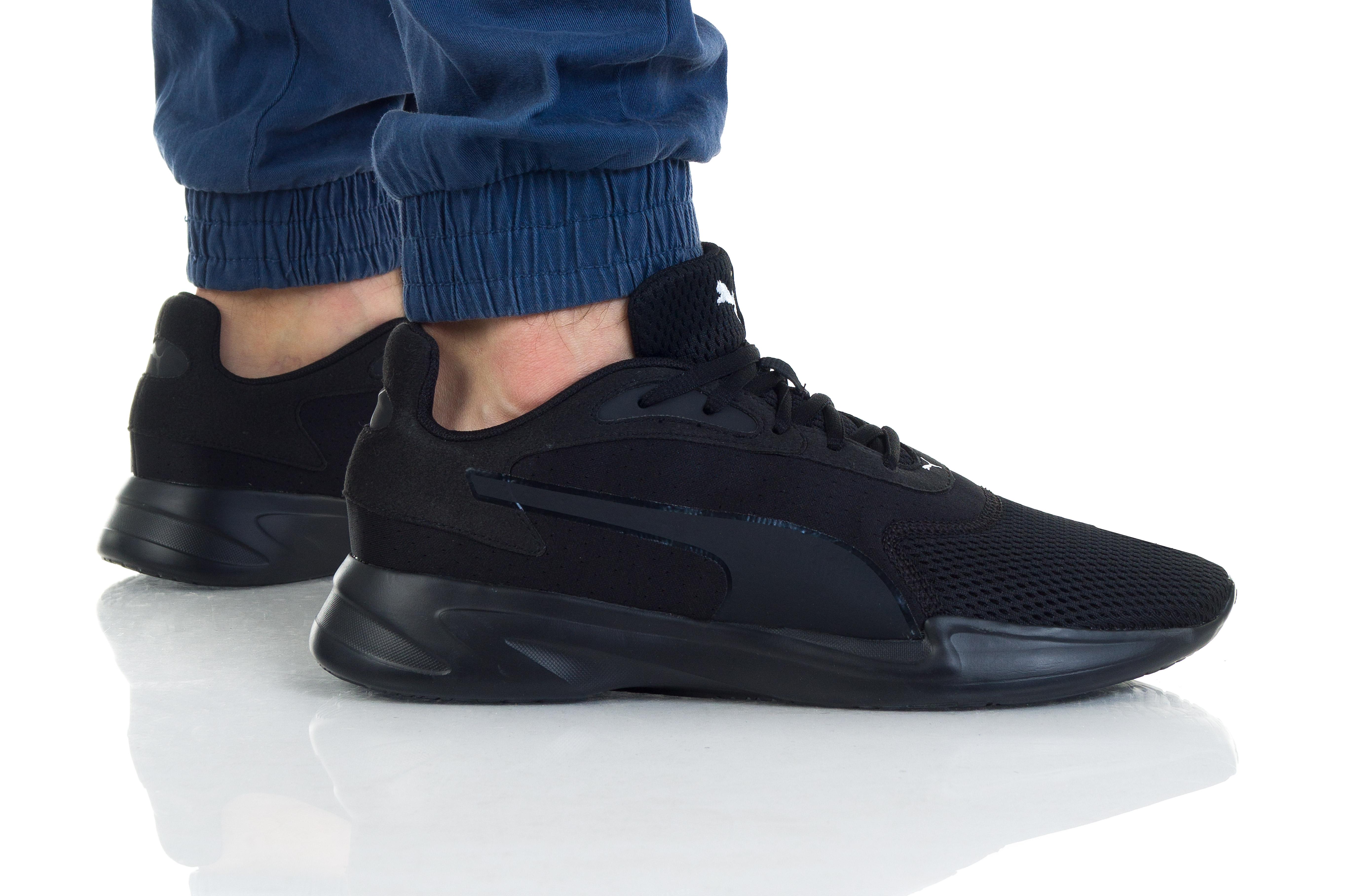 נעליים פומה לגברים PUMA JARO KNIT - שחור