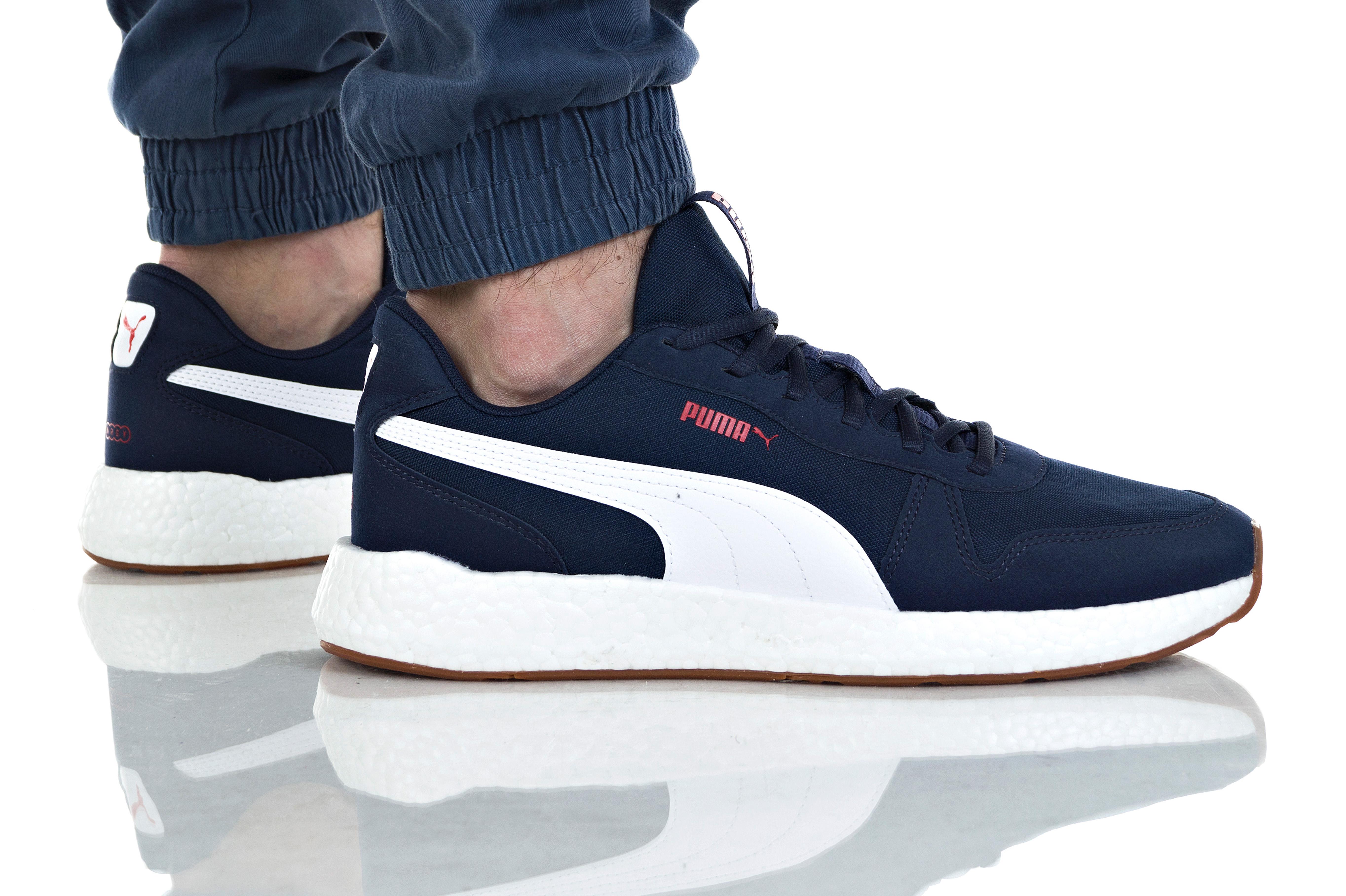 נעליים פומה לגברים PUMA NRGY NEKO RETRO - כחול כהה