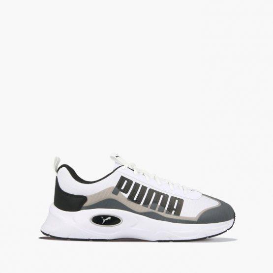 נעליים פומה לגברים PUMA Nucleus Utility - שחור/לבן