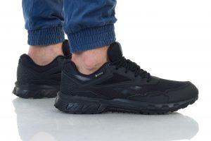 נעליים ריבוק לגברים Reebok RIDGERIDER 5 GTX - שחור מלא