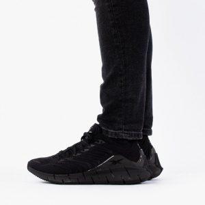 נעלי סניקרס ריבוק לגברים Reebok Zig Kinetica - שחור