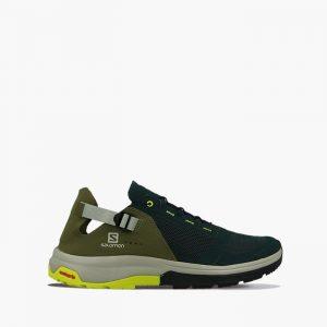 נעליים סלומון לגברים Salomon Tech Amphib 4 - ירוק