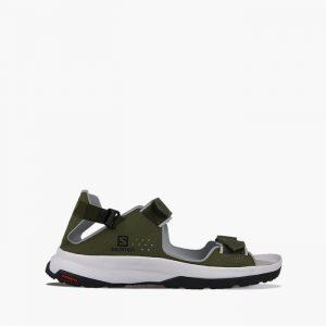 נעליים סלומון לגברים Salomon Tech Sandal Feel - ירוק זית