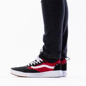 נעליים ואנס לגברים Vans UA UltraRange Rapidweld - שחור/אדום