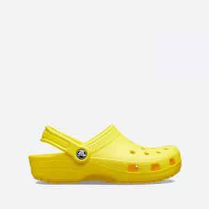 כפכפי Crocs לנשים Crocs CLASSIC - צהוב