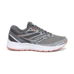 נעלי ריצה סאקוני לנשים Saucony COHESION 13 - אפור