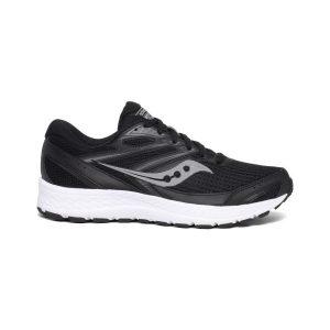 נעלי ריצה סאקוני לגברים Saucony COHESION 13 - שחור/לבן