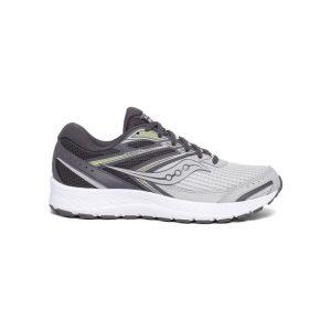 נעליים סאקוני לגברים Saucony COHESION 13 - אפור/לבן