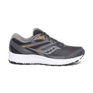 נעליים סאקוני לגברים Saucony COHESION 13 - אפור כהה