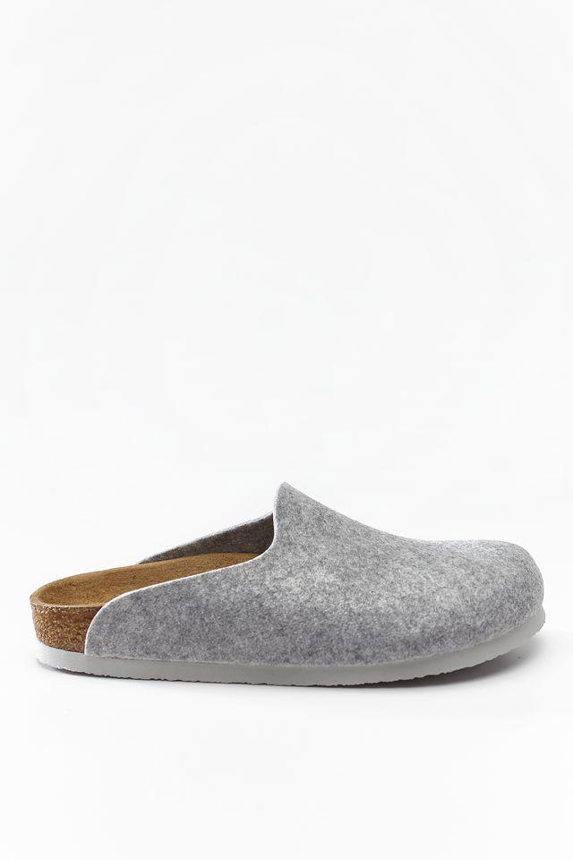 נעליים בירקנשטוק לנשים Birkenstock AMSTERDAM - אפור