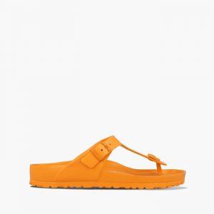 נעליים בירקנשטוק לגברים Birkenstock Gizeh EVA - כתום