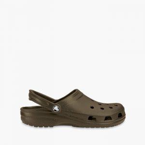 נעליים Crocs לגברים Crocs CLASSIC - חום