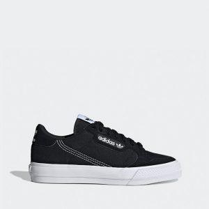 נעליים Adidas Originals לנשים Adidas Originals Continental Vulc - שחור
