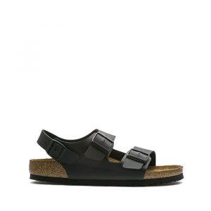 נעליים בירקנשטוק לנשים Birkenstock Milano - שחור