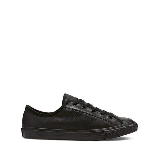 נעליים קונברס לנשים Converse Chuck Taylor All Star Dainty Basic - שחור