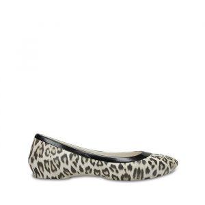 נעליים Crocs לנשים Crocs Lina Graphic - מנומר