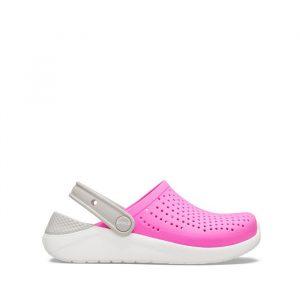כפכפי Crocs לנשים Crocs LiteRide Clog - ורוד